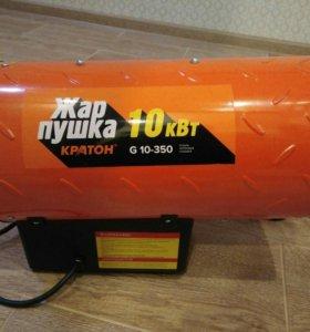 Газовая пушка Кратон10