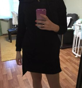 Платье-туника 44 размер