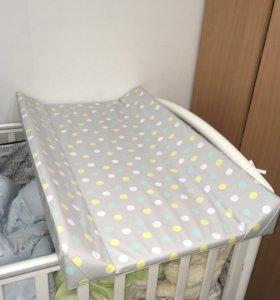 пеленальная доска Mothercare