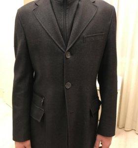 Пальто мужское. Размер S