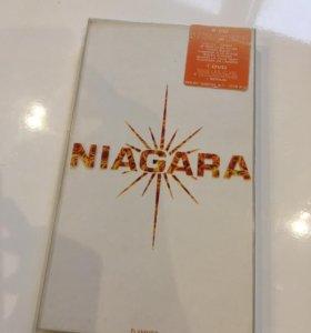 Niagara - Flammes (Box 2CD + 1DVD) Lim Edit EU