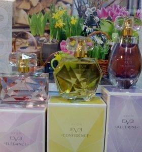 Коллекция ароматов EVE descovery