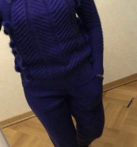 Кашемировый костюм Loropiana