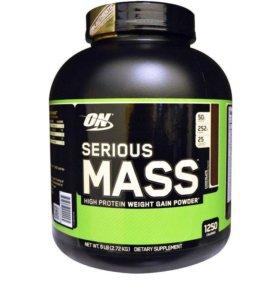 Serious mass (гейнер)