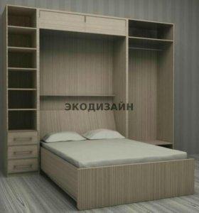 Шкаф -кровать