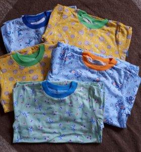 Пижамы разные размеры