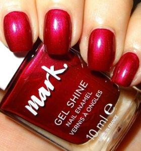 Лак для ногтей Avon Gel Shine