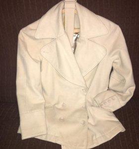 Пальто укороченное женское (Тренч)