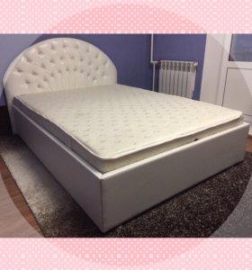Кровать, с гарантией