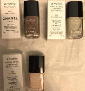 Chanel. Лак для ногтей