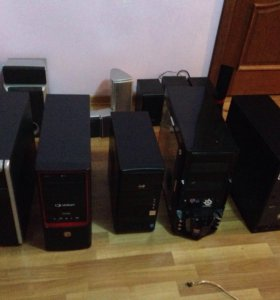 Системный Блоки i3,i5,i7