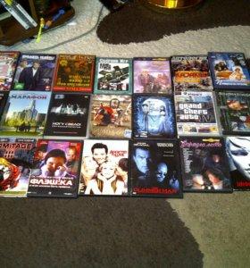 Диски для П/К и DVD