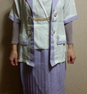 новые юбочные костюмы размеры 46-54