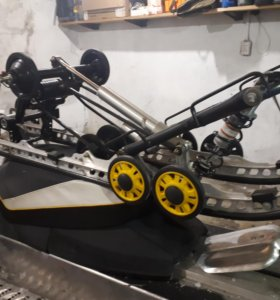 Подвеска снегохода brp ski-doo