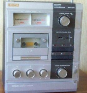 Магнитофон НОТА касетный