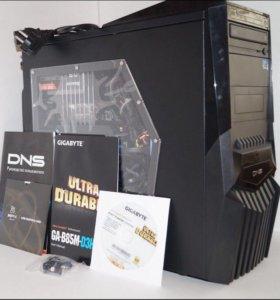 Игровой компьютер DNS FX 4350 4.20Ghz 8GB