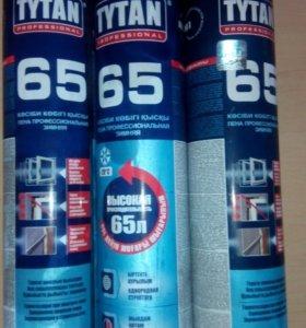 Пена монтажная Титан 65