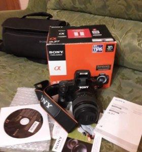 Фотоапарат Sony SLT-A37