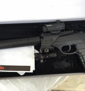 Макет пистолета Gamo