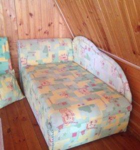 Кушетка диванчик