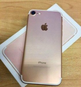 iPhone 7, 64 gb Rose Gold replika
