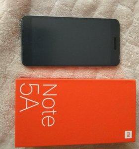Сматфон Xiaomi Redmi Note 5A