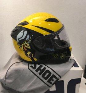 Мото шлем Shoei XR-1100 с аэрографией (размер M)