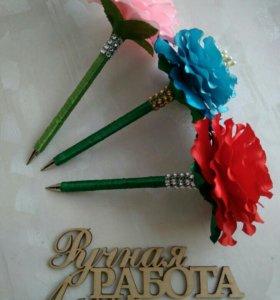 Ручки - цветочки