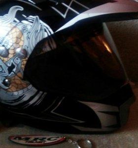 Продам,обменяю шлем MRC для эндуро или мотокросса