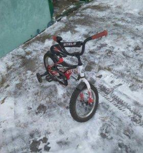Велосипед детский стелс 170 14