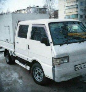 Mazda bongo 1998г. Гп1000.