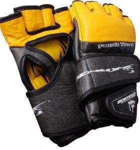 МMA перчатки PunchTown Tenebrae