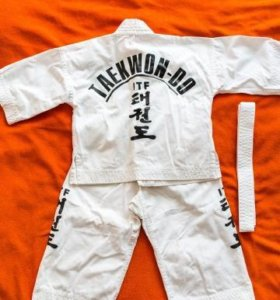 Форма Кимоно Тхэквондо добок 110 см