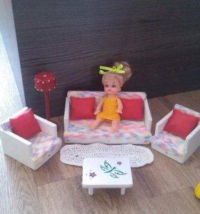 Ручная работа  кукла в подарок