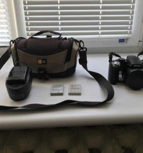 Продам фотоаппарат Nikon Coolpix 80