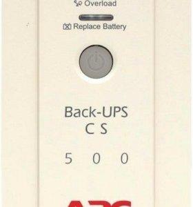 ИБП APC Back-UPSCS 500V