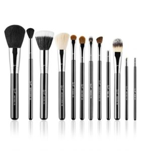 Профессиональный набор кистей для макияжа Sigma