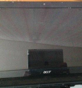 Ноутбук Acer подлежит восстановлению или на разбор