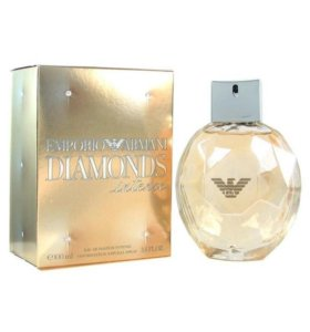 EMPORIO ARMANI DIAMOND INTENSE 100ml