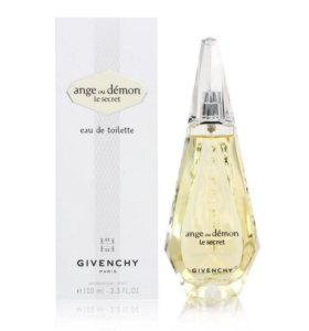 GIVENCHY ANGE OU DEMON SECRET TOILETE 100ml