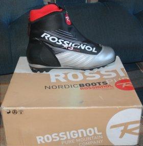 Беговые лыжные ботинки NORDIC BOOTS ROSSIGNOL