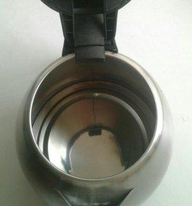 Чайник электрический новый 1,8 л