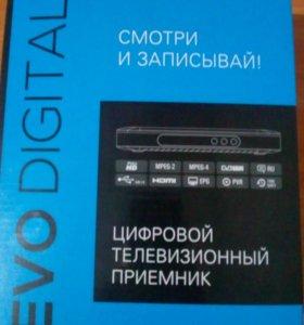 Цифровой т/в приемник