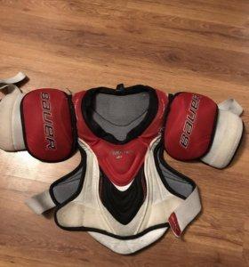 Панцирь хоккейный Bauer