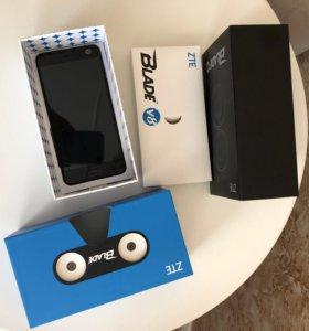 Телефон ZTE Blade V8 ( 64 ГБ)