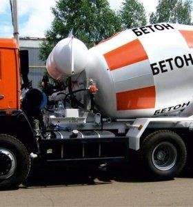 Доставка бетон раствор заказ бетононасос.