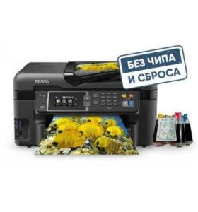 МФУ Epson WF3620
