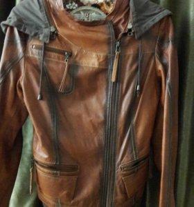 Куртка кожаная.,☆☆☆☆☆