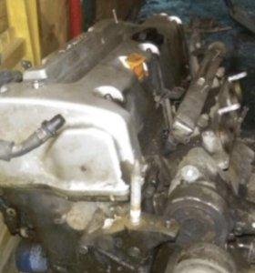 Двигатель на Honda CR-V 2002