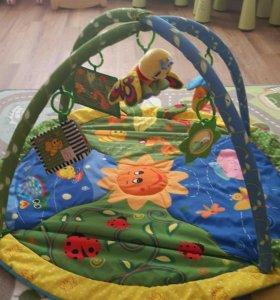 Развивающий коврик Мара baby